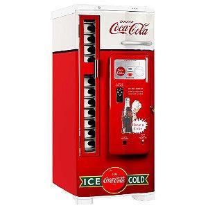 Adesivo Envelopamento Geladeira Máquina Coca-Cola