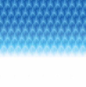 Papel de Parede Adesivo 3D - Azul Degradê