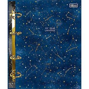Caderno Argolado Tilibra Fichário Colegial Cartonado Magic