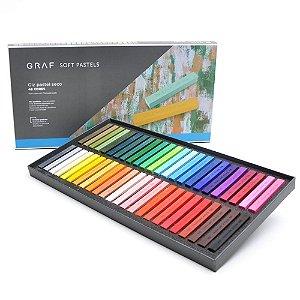 Giz Pastel Seco Cis Graf - 48 Cores