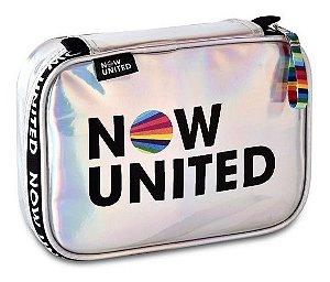 Estojo Box Now United 100 Pen Com 36 Elástico - Clio