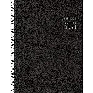 Agenda Planner 2021 Cambridge M9 - Tilibra