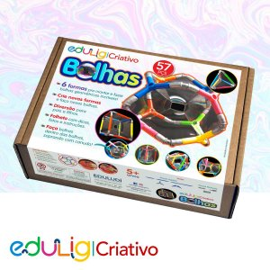 Kit Edulig Criativo Bolhas