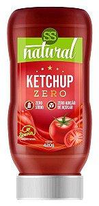 Ketchup Zero Sódio e Zero Açúcar 420g