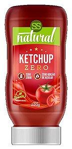 Ketchup Zero Sódio e Zero Açúcar 220g