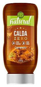 Calda Sabor Caramelo Zero Açúcar e Zero Sódio