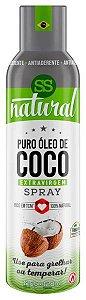 Óleo de Coco Extravirgem Spray