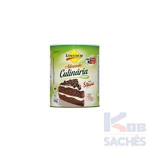 Adoçante Culinário Lowçucar 400g caixa c/ 12 unidades