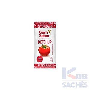 Ketchup Sachê Bom Sabor 7g caixa c/ 182 unidades