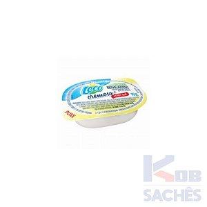 Margarina com Sal Leco 10g caixa c/ 192 unidades