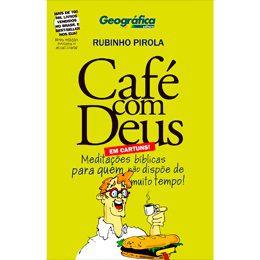 Café com Deus Meditação em cartuns Rubinho Pirola