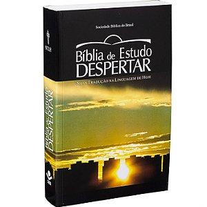 Bíblia De Estudo Despertar NTLH Brochura