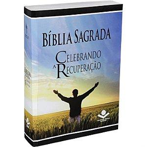 Bíblia Celebrando A Recuperação NTLH Capa Flexível