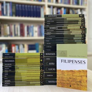 Filipenses Comentários Expositivos Hernandes Dias Lopes