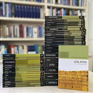 Gálatas Comentários Expositivos Hernandes Dias Lopes