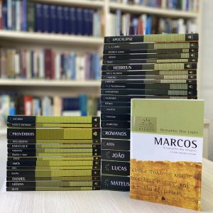 Marcos Comentários Expositivos Hernandes Dias Lopes