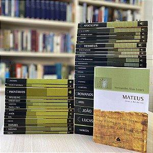 Mateus Comentários Expositivos Hernandes Dias Lopes