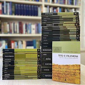 Tito e Filemon Comentários Expositivos Hernandes Dias Lopes
