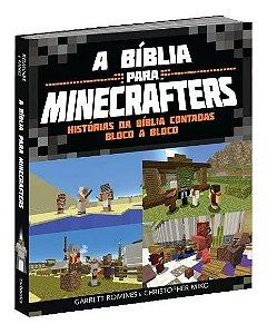 A Bíblia para Minecrafters Ilustrada Divertida
