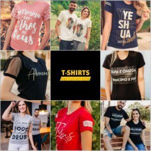 MODA Cristã T-shirts, Longs e Vestidos