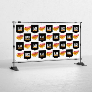 BACKDROP FRONT LIGHT 440G m²