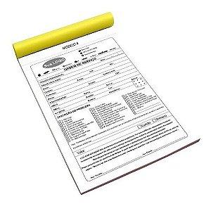 Blocos de Pedido / Orçamento - 15x21cm - 05 Blocos