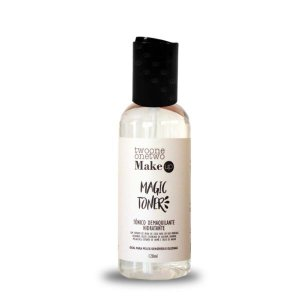 Magic Toner - Tonico Demaquilante Natural Vegano Lavanda e Melaleuca Twoone Onetwo 120ML
