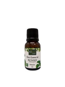 Óleo Essencial Natural De Hortelã – Livealoe -12 ml