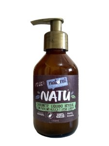 Sabonete Líquido Multifuncional Natural – Natural Messenger - 150ml
