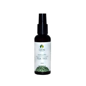 Hidrolato Tea Tree Natural e Vegano - Cativa Natureza – 120 ML