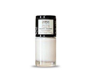 Esmalte Hipoalergênico Vegano Fortalecedor Twoone Onetwo 10ml Bright White (REF 1154)