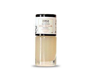 Esmalte de Tratamento Hipoalergênico Vegano - Base Incolor -Twoone Onetwo 10ml