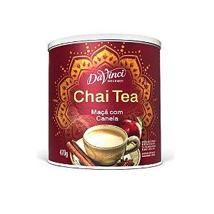 Chai Tea DaVinci Maça com Canela 470g