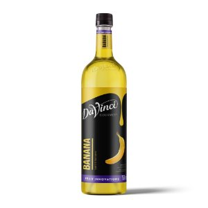 Xarope DaVinci Banana 750 Ml