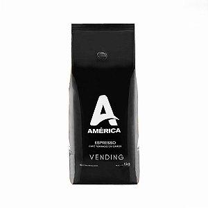 Café Em Grão América Vending 1 Kg