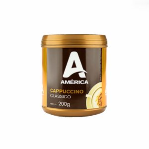 Cappuccino Clássico América 200g