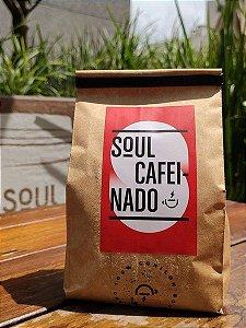 Café Moído Soul Cafeinado 250g