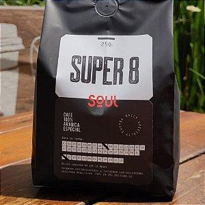 Café Em Grão Super 8 Soul 250g