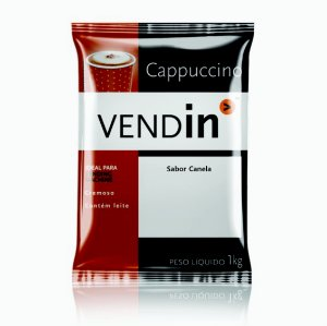 Cappuccino Sabor Canela DaVinci 1Kg