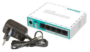 Mikrotik Routerboard 750 Hex Lite R2