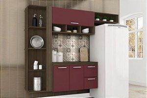 Cozinha Compacta Luz - Movemax