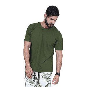 Camiseta Básica Masculina, Mahana.