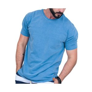 Camiseta  Estonada Masculina, Caribe.