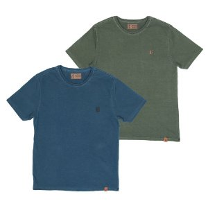 Kit 2 Camisetas Masculinas, Seattle