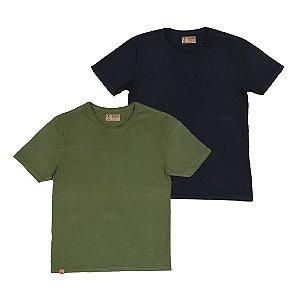 Kit 2 Camisetas Masculinas, Moscou
