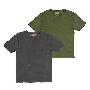 Kit 2 Camisetas Masculinas, Mississipi