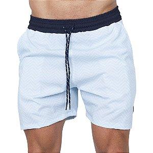 Shorts Tactel Masculino Azul