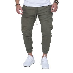 Calça Masculina Houston - Jogger Slim