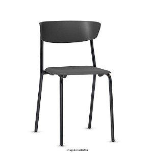 X - Linha Bar - Cadeira em polipropileno