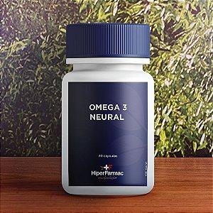 Omega 3 Neural - 30 cápsulas